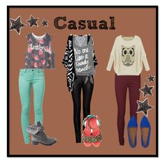 Fashion, cute casual outfits.