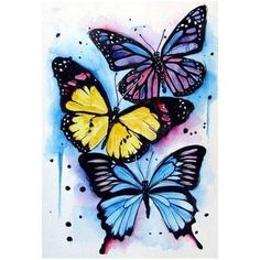 Butterfly - DIY 5D Diamond Painting