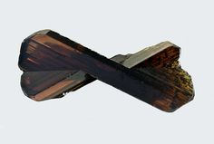 Rutile - Diamantina, Minas Gerais, Brazil Size: 7.56 mm