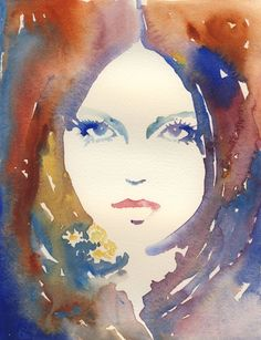 watercolor. wow.