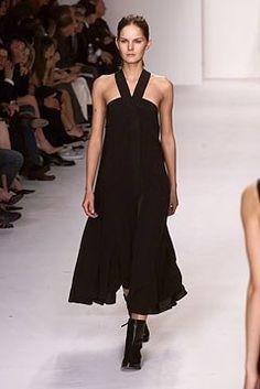 Calvin Klein Collection Fall 2002 Ready-to-Wear Fashion Show - Marcelle Bittar, Calvin Klein