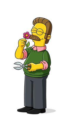 Nobody recognizes all 30 cartoon characters! - Nobody recognizes all 30 cartoon characters! The Simpsons, Simpsons Drawings, Cartoon Drawings, Cartoon Art, Ned Flanders, Los Simsons, Geeks, Best 90s Cartoons, Disney Cartoons