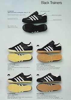 vintage ad adidas adidas für alle pinterest adidas, anzeigen