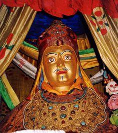The Seven Line Prayer to Padmasambhava.