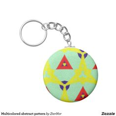 Shop for customizable Trendy keychains on Zazzle. Buy a metal, acrylic, or wrist style keychain, or get different shapes like round or rectangle! Round Button, Different Shapes, Abstract Pattern, Buttons, Personalized Items, Metal, Color, Colour, Colors