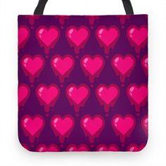 Bleeding Heart (Purple) #bleeding #heart #love #pixel #valentine #design #cute