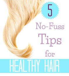 5 practical tips on How to Have Healthy Hair #beauty #AmpUpYourStyle #ad