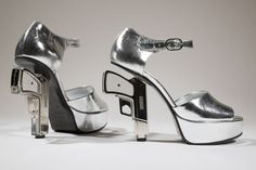 """The World's Funkiest Shoe Exhibition """"The Shoe Obsession"""" - Arabia Weddings"""