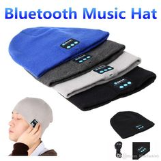 Fashionable trilby, trendy mens hats, wearing straw hat provided by bluefactory can make you the spot center of the street! Pick up the bluetooth music hat soft warm beanie cap with stereo headphone headset speaker wireless microphone for man support for iphone ipad mp3 ipod you love!