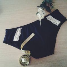 Seamwork Geneva panties by The Wardrobe Project