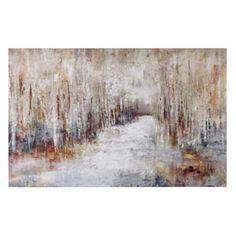 Through The Birch from Z Gallerie