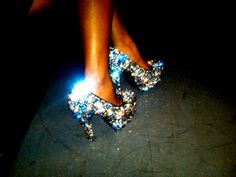 click your heels, there's no place like the runway.