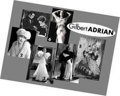 Adrian Gilbert-Costume Desginer
