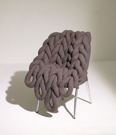 contemporary-chiars-stools-knitted-cushions-claire-ann-obrien (1)