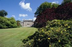 Trewithen Garden and House in Cornwall, a lovely spot.