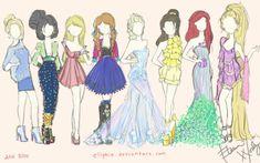 Disney fashion ^__^