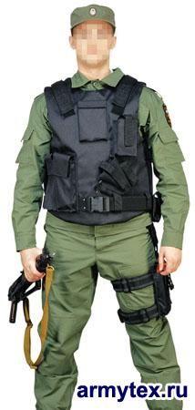 Бронежилет СК-3СП, 3 класс защиты, наружного ношения. - Бронежилет СК-3СП, 3 класс защиты, наружного ношения.