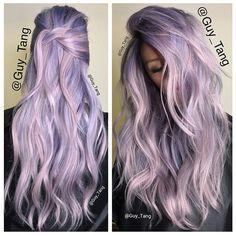 Tão animada para fazer isso no meu cabelo