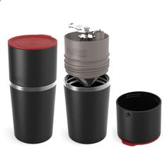 Camping Coffee Maker - Cafflano – All in One Coffee Maker