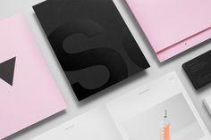 Studio South Branding | Inspiration Grid | Design Inspiration