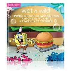 Beauty And The Geek, Wet N Wild, Spongebob Squarepants, Tampons, Order Up, Brush Cleaner, Makeup Tools, Makeup Yourself, Cleanser