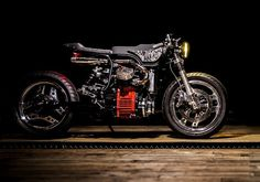 Honda CX500 Cafe Racer - Ed Turner