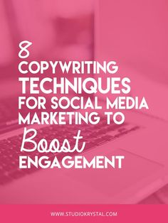 """I like to call copywriting, """"the art of getting people involved."""" The main aim behind copywriting is to get a particular action from the person reading your copy..."""