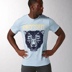 Reebok - Reebok CrossFit Bear Tee