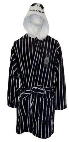 Nightmare Before Christmas Jack Skellington Plush Robe, http://www.amazon.com/dp/B00AZ6A3EW/ref=cm_sw_r_pi_awd_JDMfsb1KGK1KA