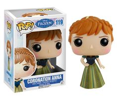 Funko - Frozen Pop Figures - Coronation Anna