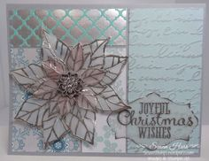 Joyful Christmas - Christine's Swap from 2013 Stampin' Up Convention