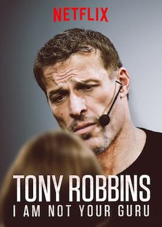 """Check out """"Tony Robbins: I Am Not Your Guru"""" on Netflix"""