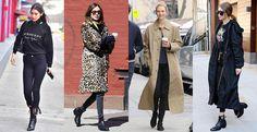 Les street style de la semaine bella gigi hadid kendall jenner 7