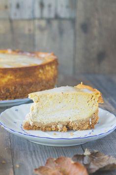 Pumpkin cheesecake - *cakes & colors
