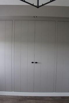 Could also be painted matt to match colouring of bedroom Blue Bedroom, Cozy Bedroom, Trendy Bedroom, Bedroom Storage, Bedroom Colors, Wardrobe Doors, Built In Wardrobe, Bedroom Layouts, Home And Living