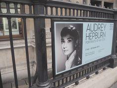 Aine's Wardrobe: Audrey Hepburn | Portraits Of An Icon Exhibition