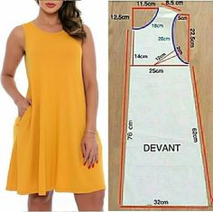 Dress Sewing Patterns, Clothing Patterns, Fashion Sewing, Diy Fashion, Boys Winter Clothes, Sewing Clothes Women, Casual Dresses, Summer Dresses, Mexican Dresses