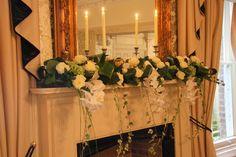 Orquídeas brancas e rosas: Simplicidade Pura elegante para Frances