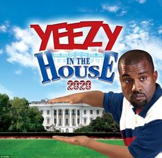 Kanye for President 2020!! check out all of the VMAs drama in my blog post from yesterday :D