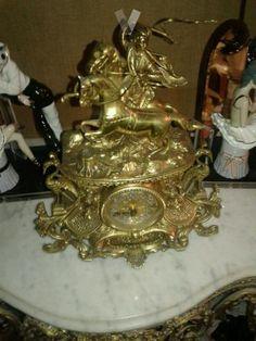 reloj de bronce en Madrid - vibbo - 94782886