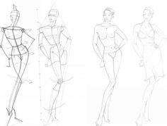 Fashion Illustration | Drowning In Design
