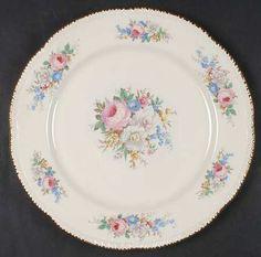 Homer Laughlin L612 Dinner Plate