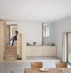Maison JJ & SM Atelier MIMA