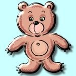 graphic teddy
