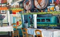 An Ode To The Greek Taverna