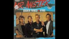 """Mr. Mister - Kyrie [Lyrics] ~ """"Kyrie Eleison"""" is Greek for """"Lord, have mercy."""" It is used as a prayer in both Roman Catholic and Greek Orthodox services. Greek was the original language of the New Testament and it was later translated in to Latin."""