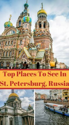 Top places to see in St.Petersburg, Russia. After our 3 days in St. Petersburg we can understand why it was named Europe's leading destination at the World Travel Awards. The city has a way of presenting itself that is unique to what you would normally see while traveling in Europe. Click to read the full travel blog post by the Divergent Travelers Adventure Travel Blog http://www.divergenttravelers.com/best-photo-spots-in-st-petersburg-russia/