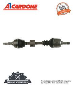 Front Passenger Right CV Axle Shaft SurTrack HO-8191 For Acura RSX 02-06 Type-S