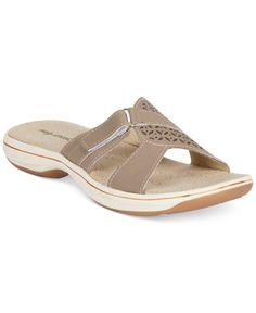 df16a13da Easy Street St. Lucie Flat Sandals Flip Flop Sandals