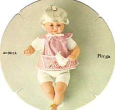 Andrea Furga I bebè: le foto - Furga Alta Moda